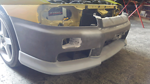 R34 Nissan skyline gt gtt Original genuine front bar n nismo lip Smithfield Parramatta Area Preview