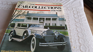 Books on Vintage and classic cars Colyton Penrith Area Preview