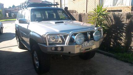 2006 Nissan Patrol Wagon brand new engine. Carrum Downs Frankston Area Preview