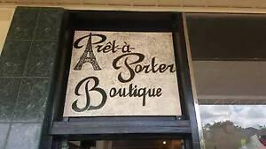 Pret-a-Porter Boutique Finley Berrigan Area Preview