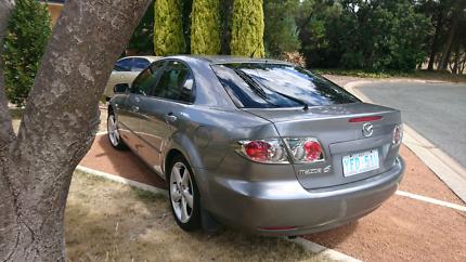 2003 Mazda 6 Classic GG Series 1 Manual