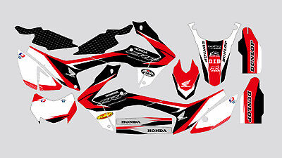 GOPRO 00 HONDA CRF L CRF M 2013-2015 DECAL STICKER Unmistakable KIT