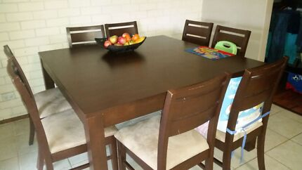 Dining suite 8 seater Waroona Waroona Area Preview