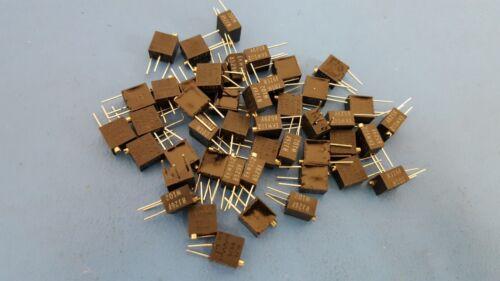 Trimmer Resistors, Variable, Through Hole, 1K ohm, MEPCO, RJ26FW102, 10Pcs