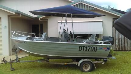 Boat Quintrex 4.0 M