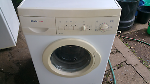 Bosch maxx Fontloader working cond.FREE delivery locally Mount Druitt Blacktown Area Preview