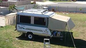 2003 JAYCO HAWK OUTBACK Shearwater Latrobe Area Preview