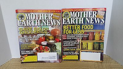Mother Earth News Magazines Eating Local  Gardening  Sustainable Green Living 1A