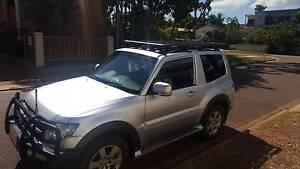 2009 Mitsubishi Pajero Wagon Alice Springs Alice Springs Area Preview