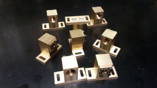 New Brass Laser Diode mounts fits 5.6mm TO-18 Uses M9x0.5 Lens