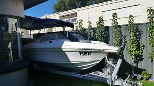 BOAT FOR SALE  - HAINES 530 BOW RIDER