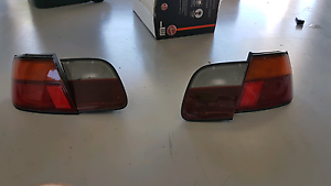 1995 Nissan Pulsar Q Tail And Brake Lights Morayfield Caboolture Area Preview