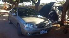 2004 Nissan Pulsar Sedan low km, includes camping gear Broome Broome City Preview