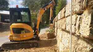 EXCAVATOR HIRE DIGGER HIRE Landsdale Wanneroo Area Preview