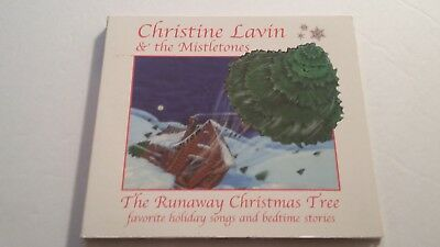 Christine Lavin & The Mistletones - The Runaway Christmas Tree (CD) Holiday Song ()
