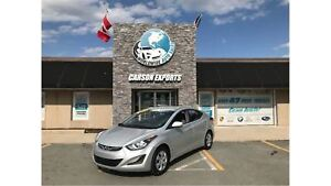 2015 Hyundai Elantra 6 SPEED! CLEAROUT SPECIAL ACT NOW