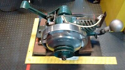 1936 Maytag Gas Engine Hit Miss Motor Wringer Washer Type Fyed4 Model 92 Vintage