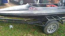 Mini speed boat *custom paint work* Hamley Bridge Wakefield Area Preview