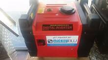 5.7KVA MAX 4000W RATED SILENT INVERTER GENERATOR REMOTE START LCD Midvale Mundaring Area Preview
