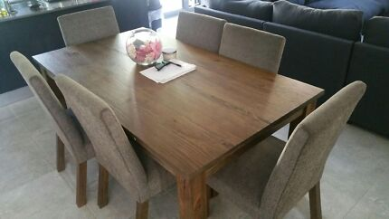 Dining table & match coffee table Bayview Darwin City Preview