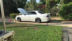 Toyota Chaser JZX100 Darwin CBD Darwin City Preview