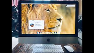 iMac late 2015 mint condition
