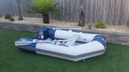Zodiac 240c inflatable boat