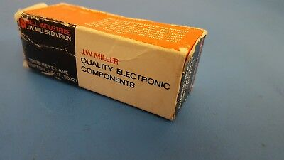 Variable Inductor Shielded J .w. Miller 9103 0.165uh - 0.258uh