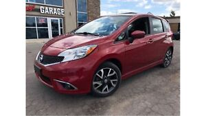 2015 Nissan Versa Note 1.6 SR SPORT MODEL LOADED