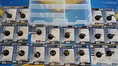 D Star Wars Miniatures Mandalorian Army Boba Fett Ordo Gunslinger Captain +++