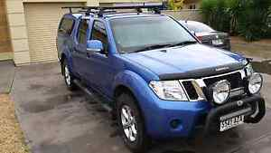 2013 Nissan Navara D40 ST 4X4 Two Wells Mallala Area Preview