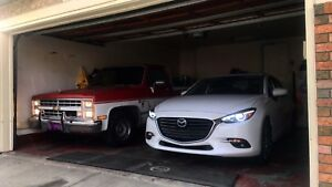2018 Mazda 3 GT 6 speed (Take Over Payments)
