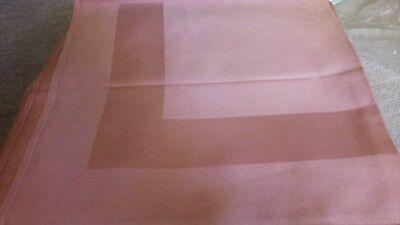 50*Tischdecken dunkel rosa 80*80cm