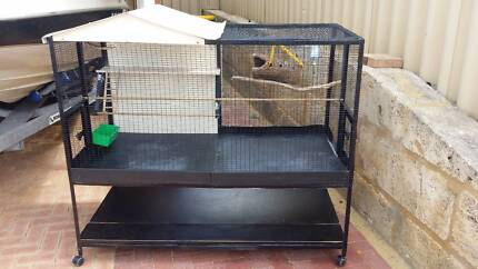 Big Animal Cage Butler Wanneroo Area Preview