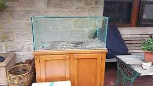 Fish tank with stand + accessories Felixstow Norwood Area Preview