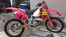 1995 cr 500 2stroke motorbike Corrimal Wollongong Area Preview