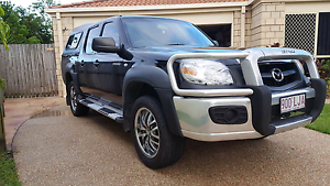 Mazda BT50 2009 Turbo diesel 4x2 125000kms Sippy Downs Maroochydore Area Preview
