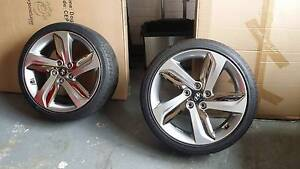 Hyundai veloster turbo wheels and tyres Camden Camden Area Preview
