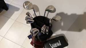 Going Fast -  As new ladies graphite golf clubs