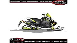 2018 Arctic Cat ZR 8000 LIMITED ES 137 51,86$/SEMAINE