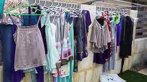Womens clothing size 8 - Bulk Lot Canning Vale Canning Area Preview