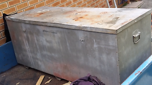 LARGE STEEL UTE BOX Chinderah Tweed Heads Area Preview