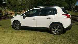 White 2013 Peugeot 2008 Series Active - LOW MILEAGE! Indooroopilly Brisbane South West Preview