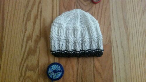 knitted winter baby beanie 0 3 months