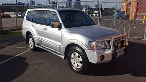 2004 Mitsubishi Pajero Exceed Diesel Automatic 4x4 7 seat Wagon Hastings Mornington Peninsula Preview