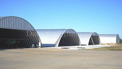 Durospan Steel 60x65x20 Metal Arch Building Shop Made To Order Factory Direct