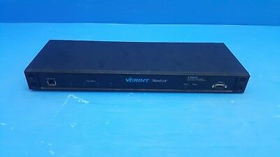 Verint S1704e-t-as Networked Video Server Pn 21-640-3100