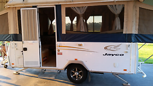 Jayco swan camper King River Albany Area Preview