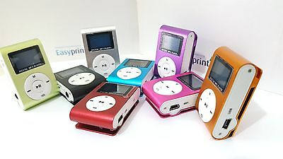 Mini MP3 player LCD screen FULL QURAN with accessories - Perfect Ramadan Gift