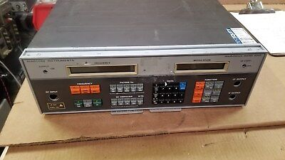 Marconi 2305 Modulation Meter For Parts